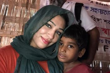Rohingya Refugees in Bangladesh Need Your Help
