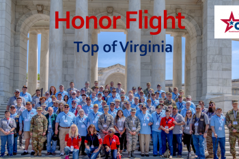 Honor Flight - Top of Virginia CFC video