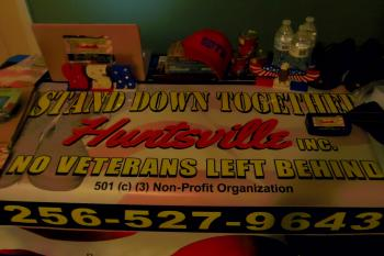 52104 Stand Down Together Huntsville Video CFC Virtual Charity Fair