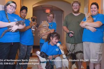 SPCA of Northeastern North Carolina