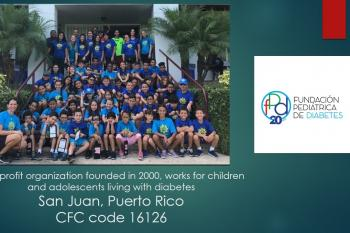 What is Fundacion Centro Pediatrico de Diabetes in Puerto Rico?